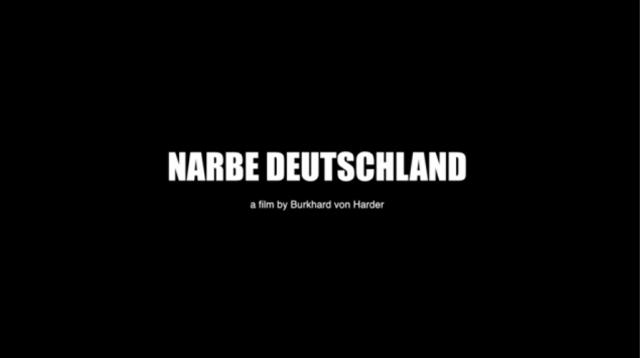Burkhard von Barder : Scar Germany / Narbe Deutschland